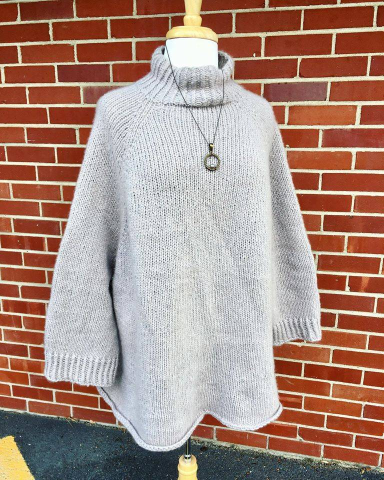 Turtle Dove Sweater