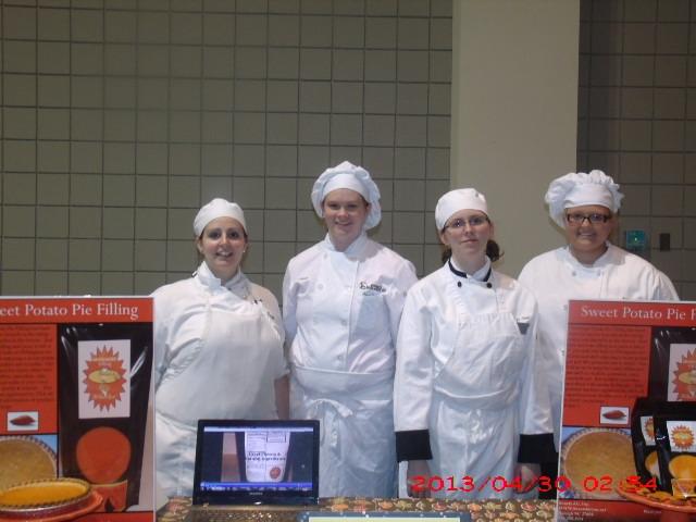 Waketech Culinary Ladies