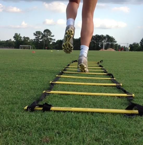 Get those feet moving!
