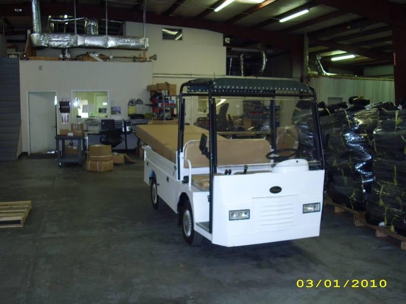 Star Car Utility Vehicle