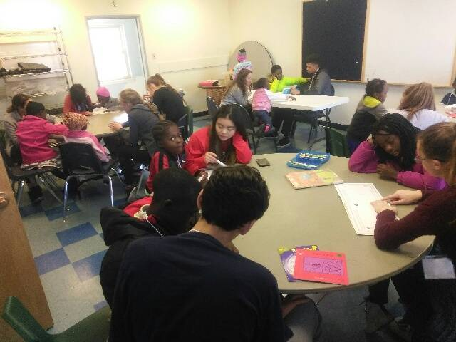 Tutoring By Albuquerque Academy Students