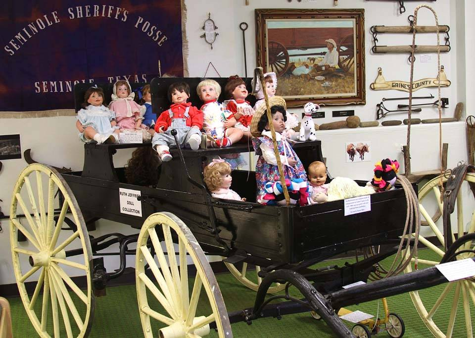 Ruth Jeffries Doll Collection