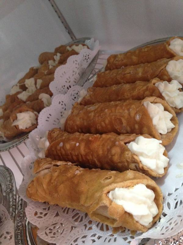 Plain Cannoli