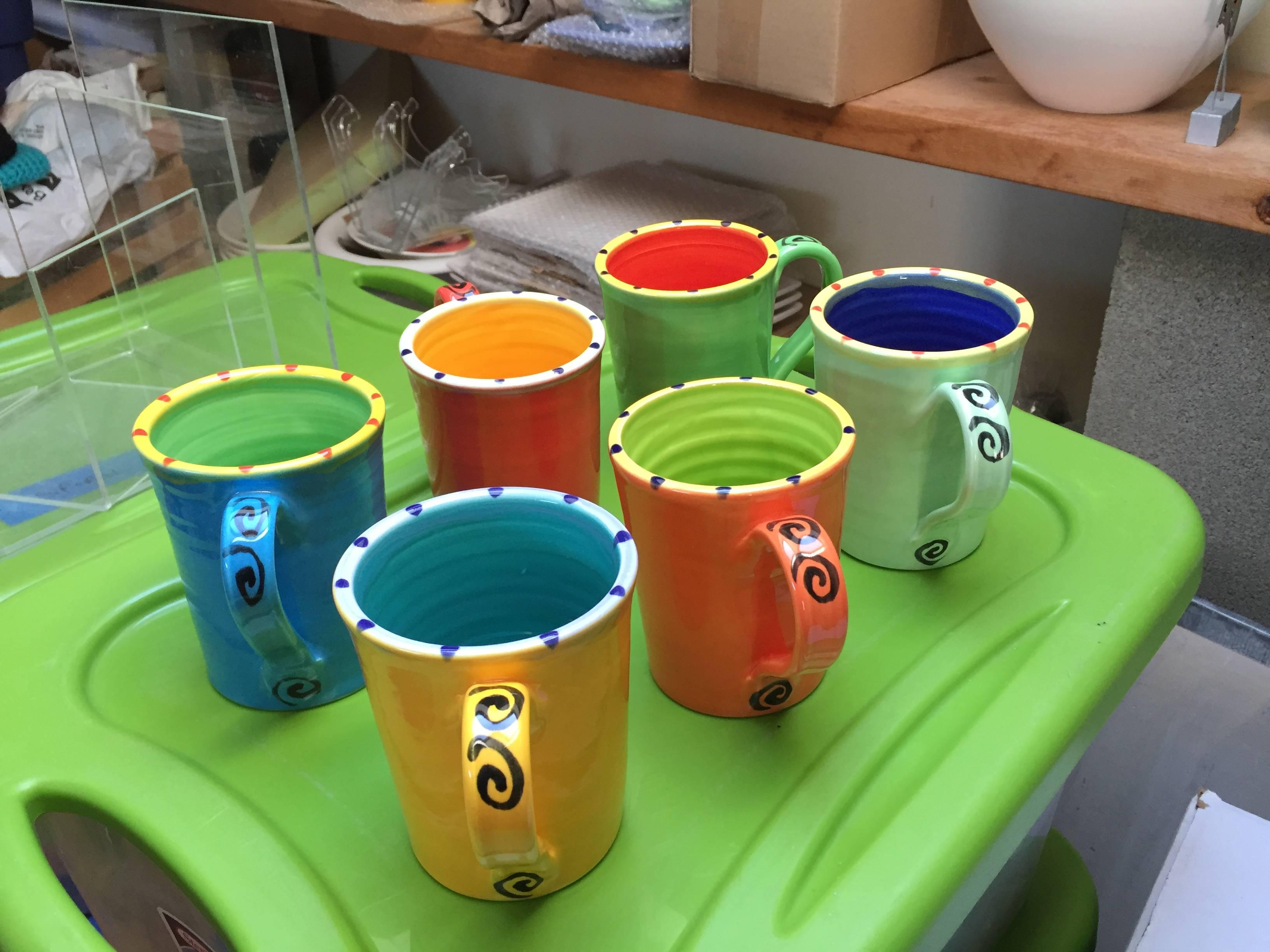 Set of Regular Mugs