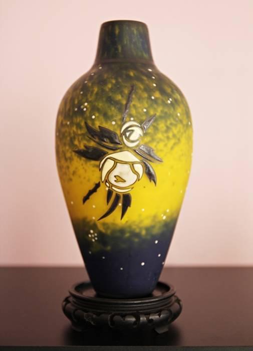 Vase aux Roses - André DELATTE (1887-1953)
