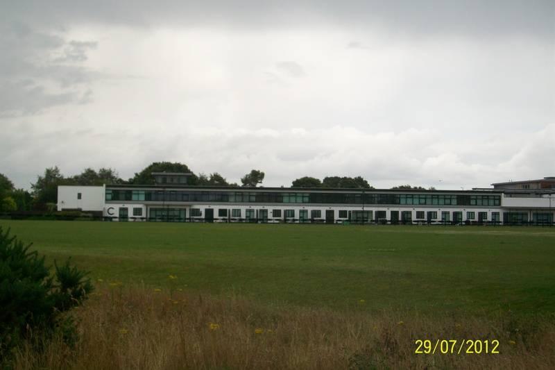 Ipswich Airport Terminal