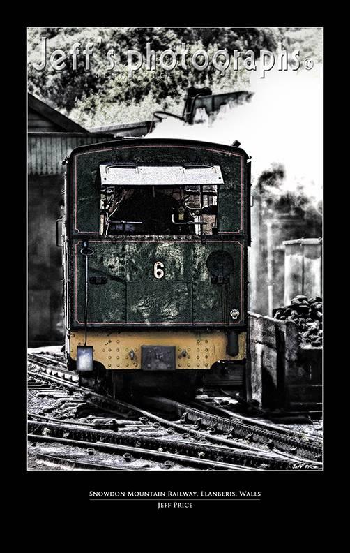 Snowdon Mountain Railway, Llanberis