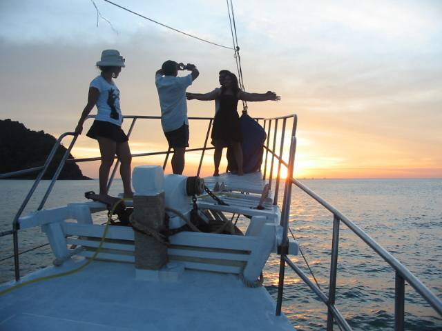 Langkawi Yacht Sunset Cruise