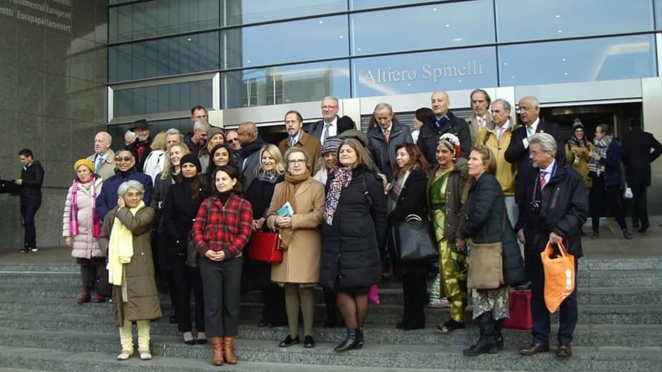 Día de Ayurveda. Parlamento Europeo. Bruselas 2018
