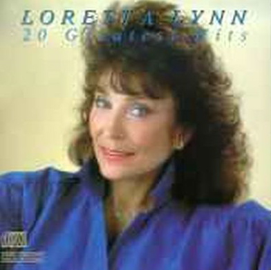 Loretta 20 Greatest Hits MAY 8TH  1987