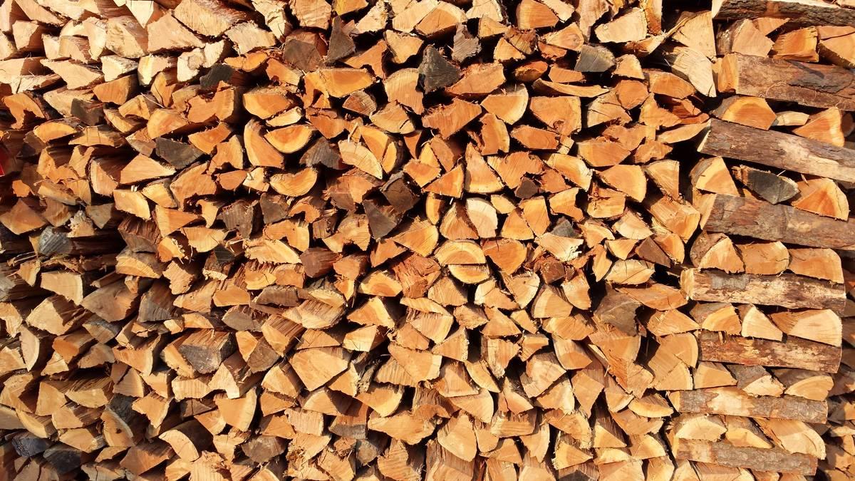 Seasoned Firewood - Stored Indoors - Ozaukee Firewood