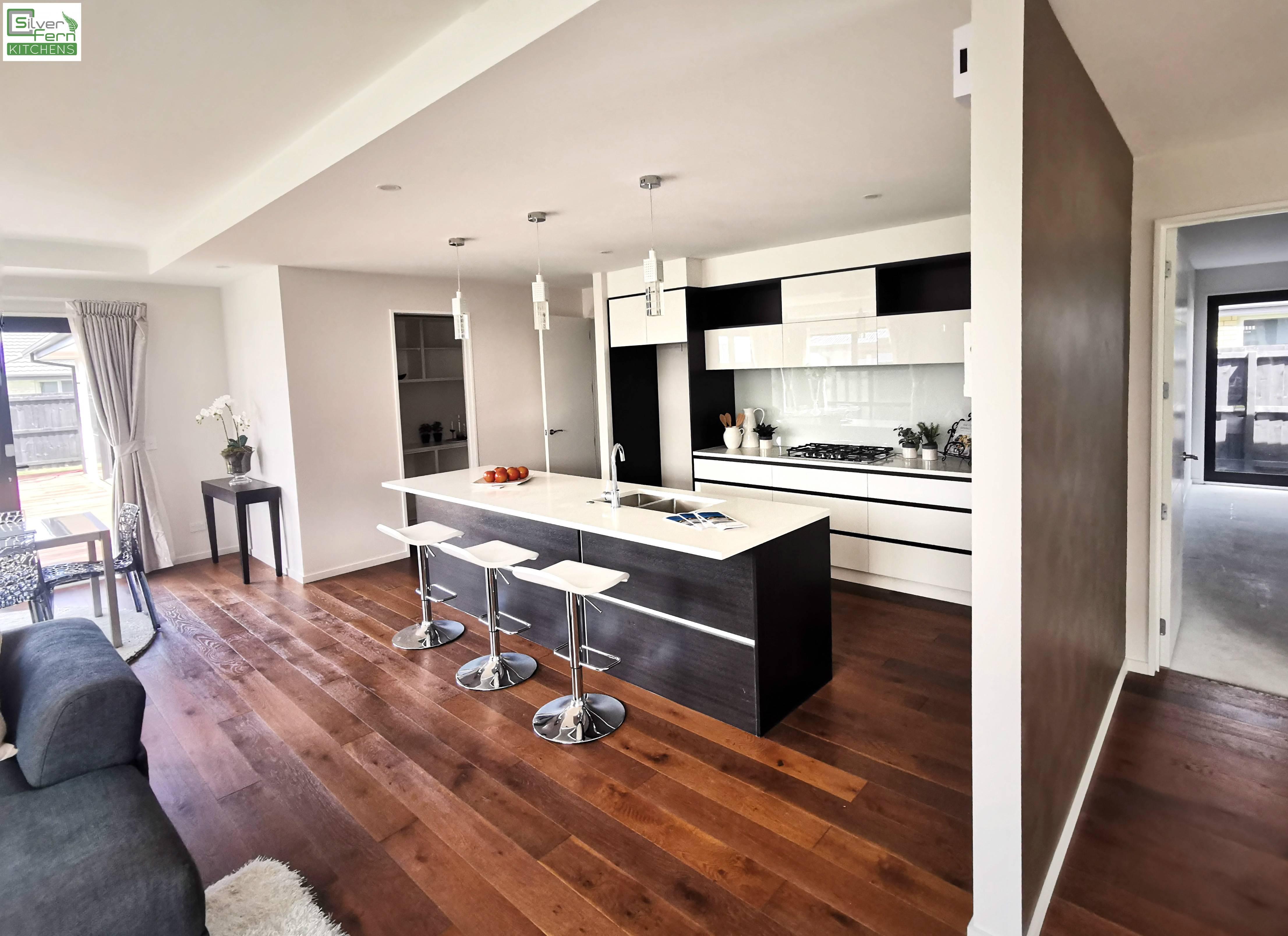 New Acrylic Kitchen