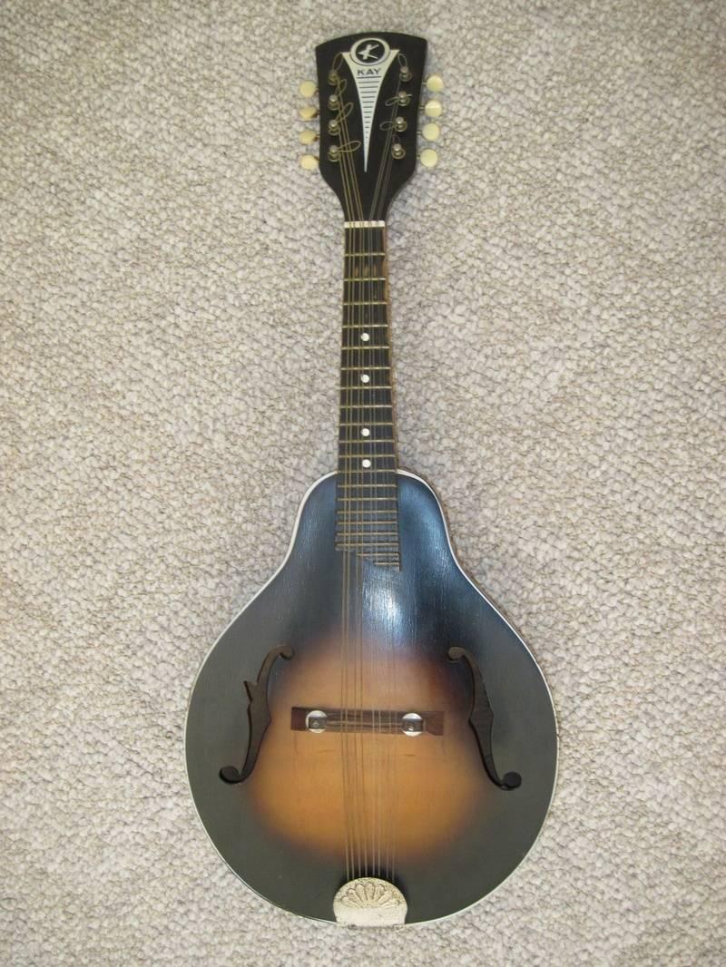 1920's Kay A Style Mandolin