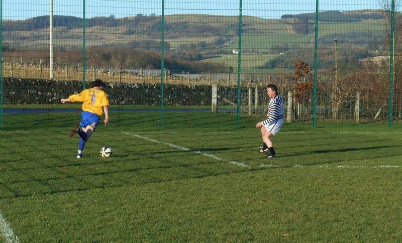 CROSSERS PLAYING FOR QP