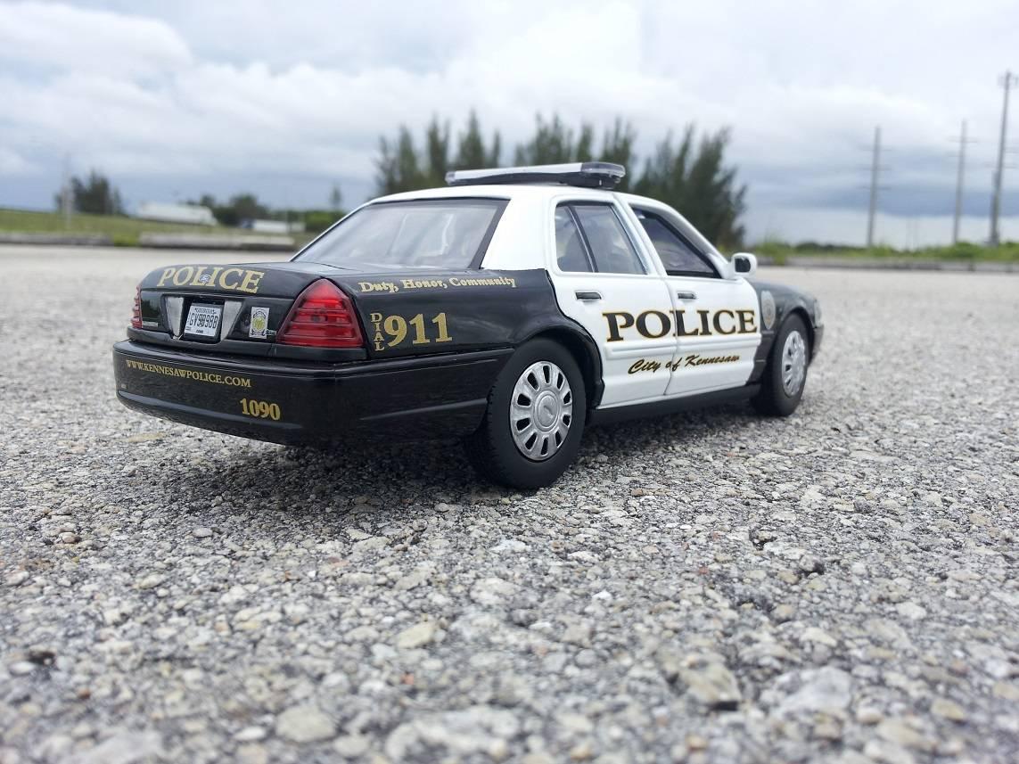 KENNESAW POLICE DEPARTMENT, GA