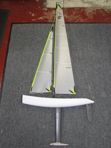 Pro Built Ranger by Vision Sails