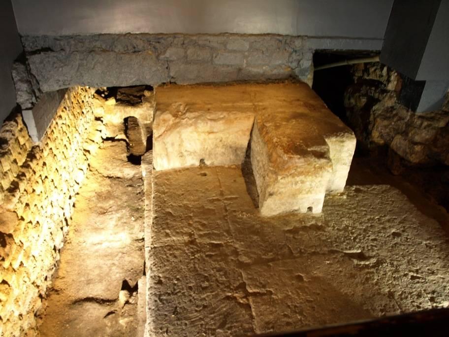 Roman drain