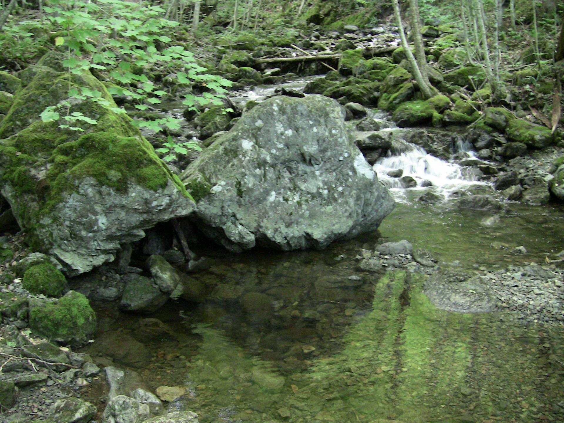 Uisage Ban Falls Provincial Park - View 6