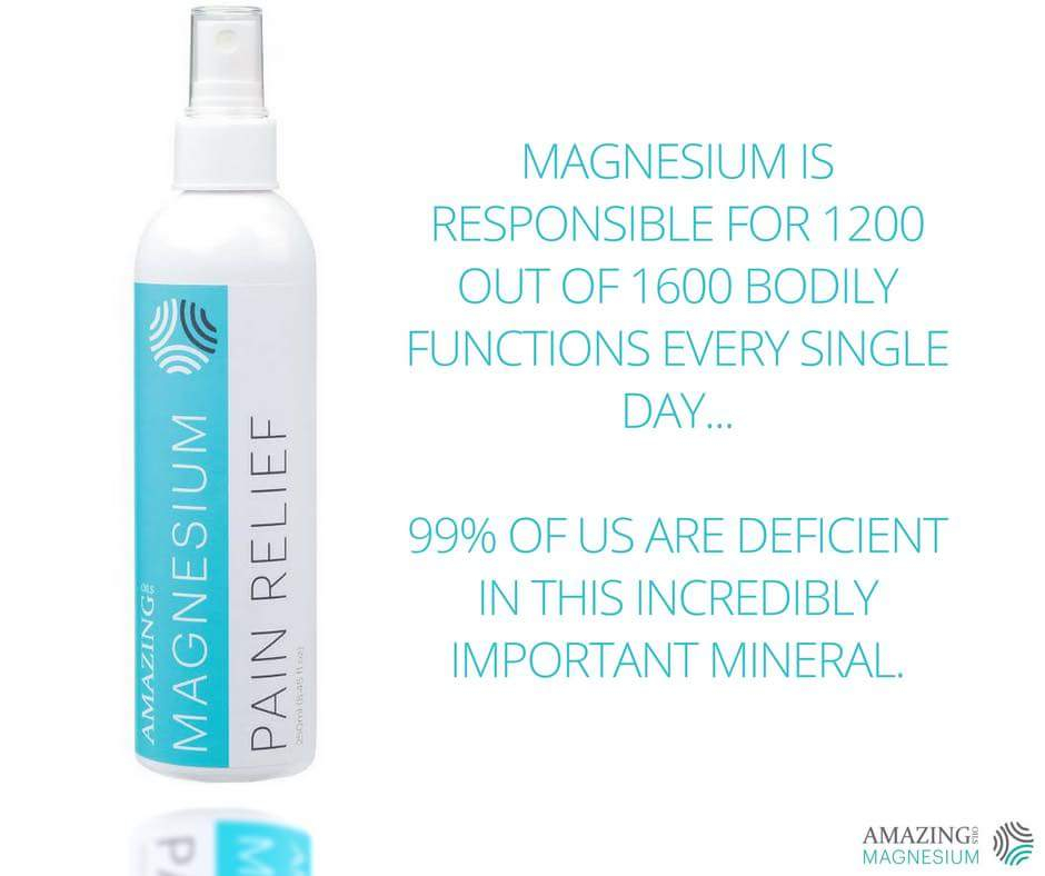 Amazing Magnesium Oil
