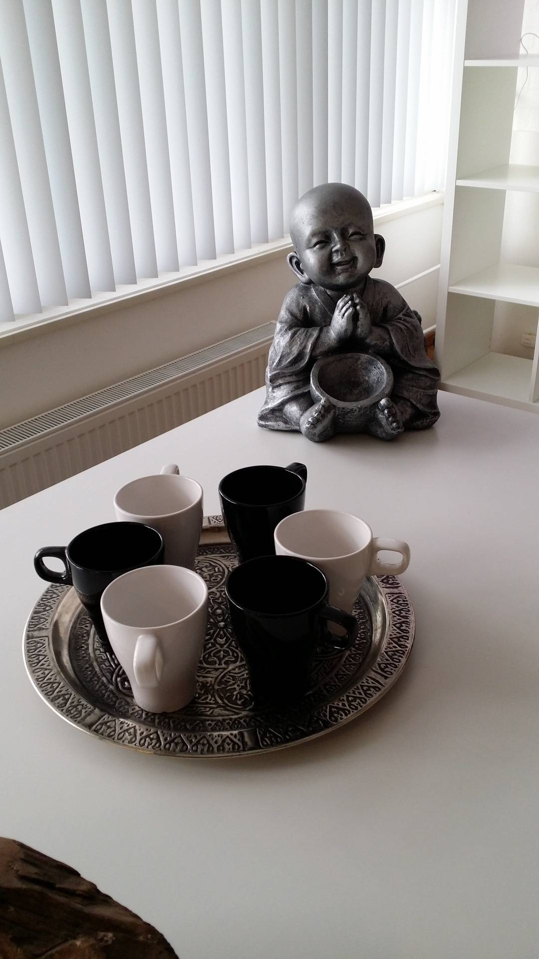 Altijd tijd voor een heerlijke kop thee!