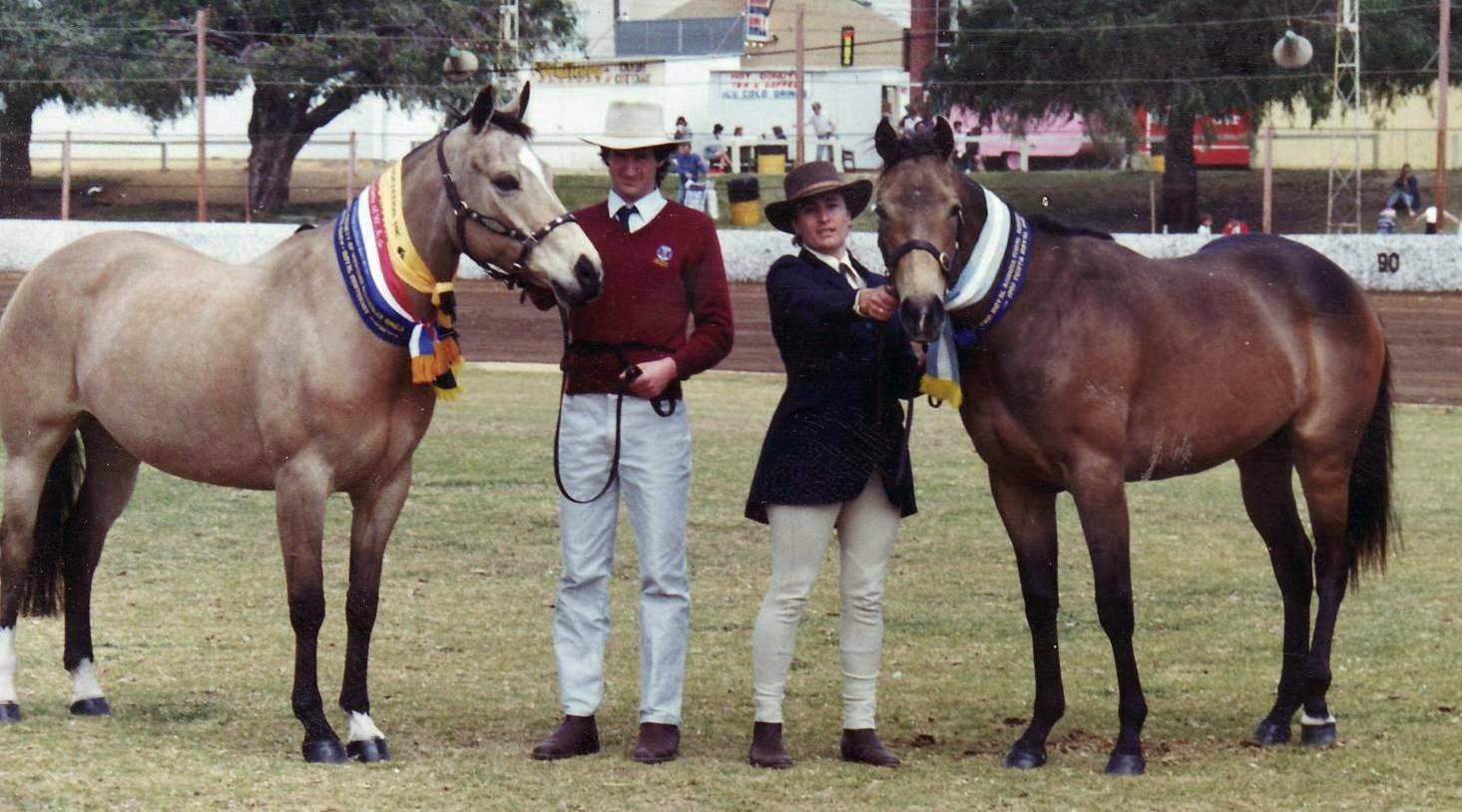 Perth Royal Centenary Show 1990