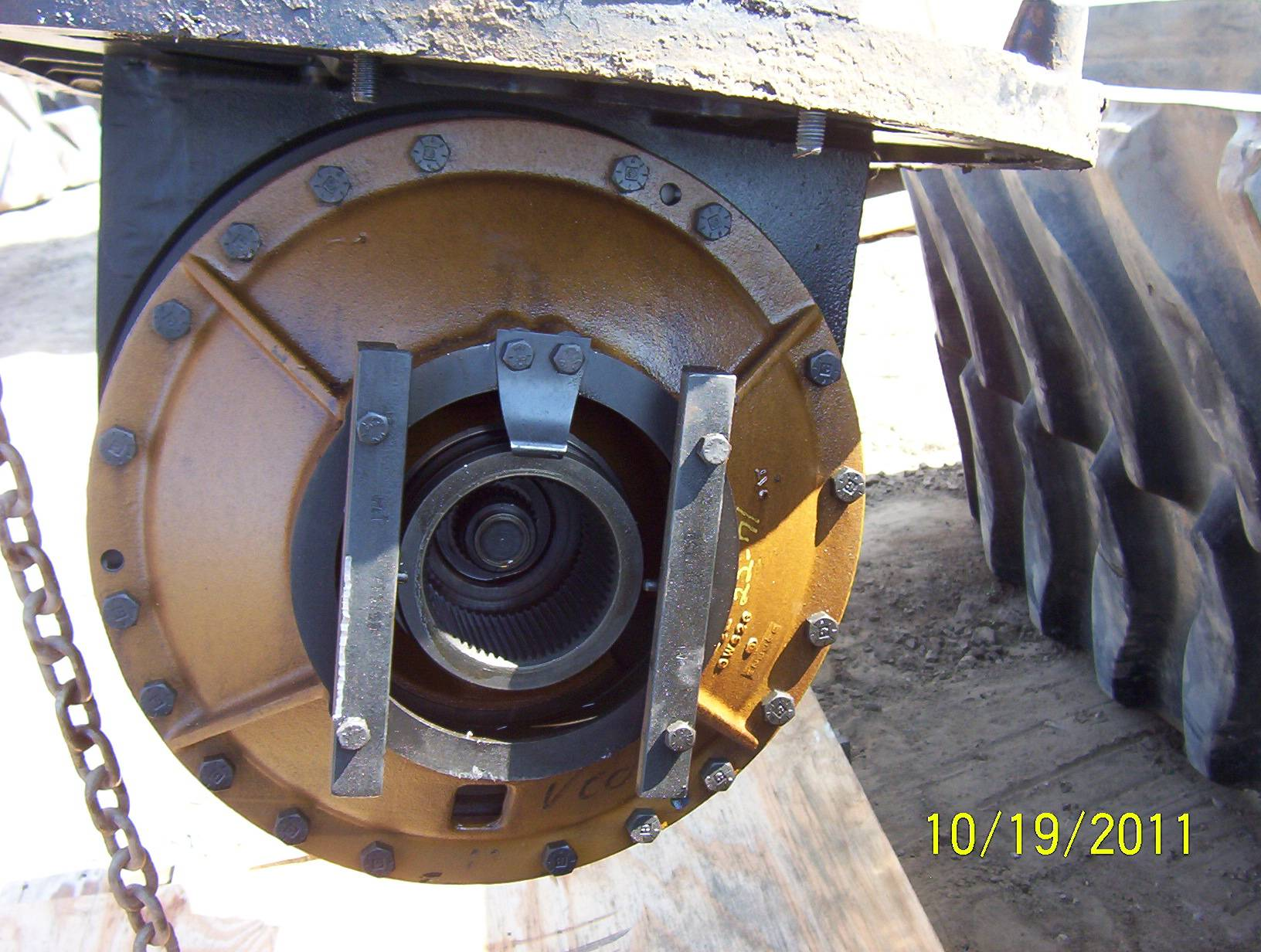 65A,65B and 75A Diff-Steer Unit