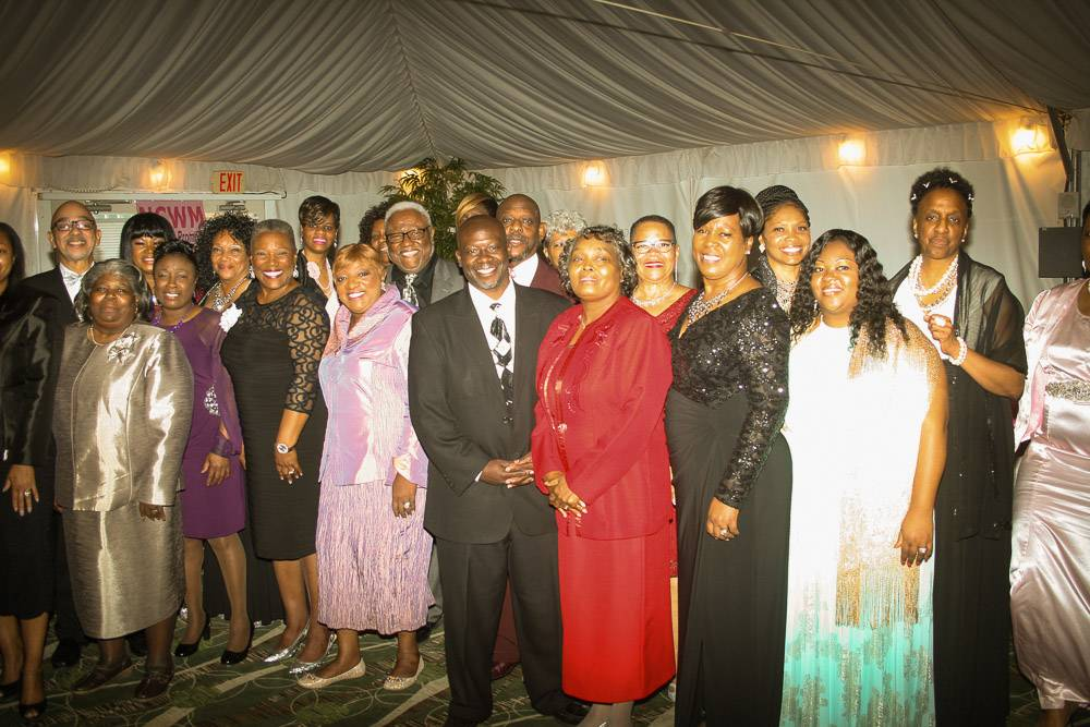 Pastor's and Minister's at the NCWM Awards