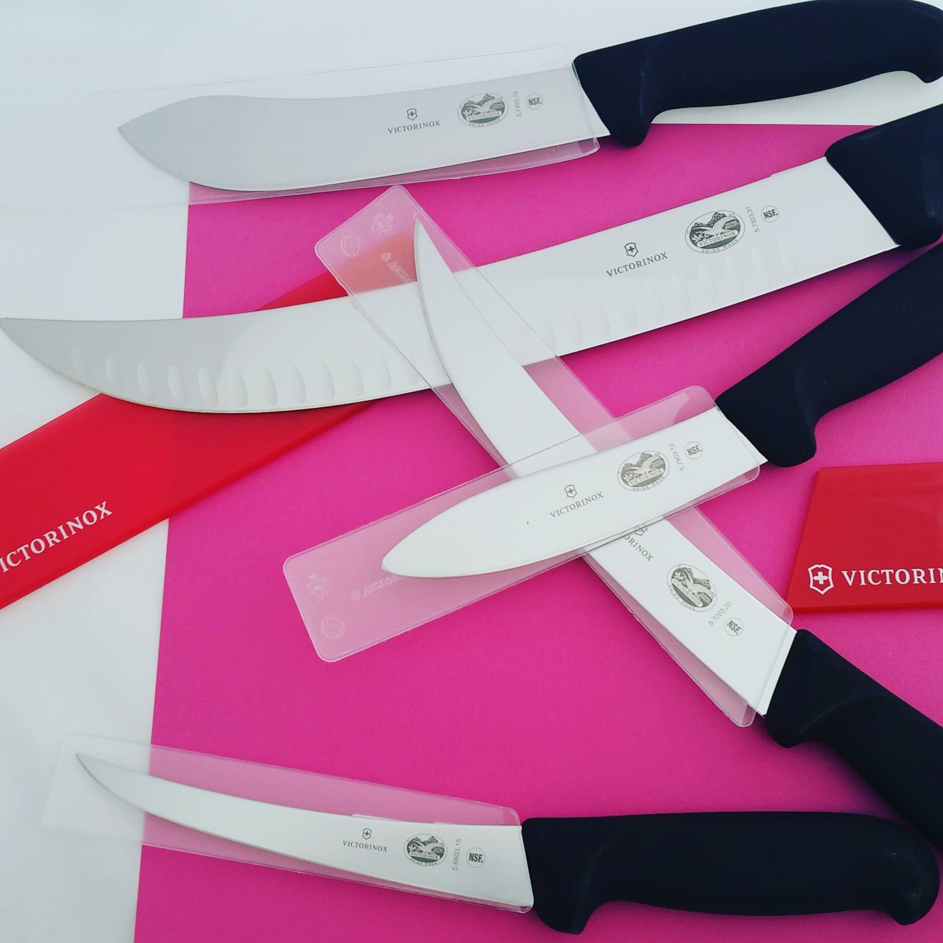 New Victorinox shipment