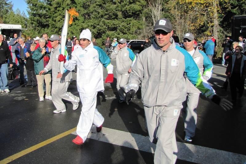 2010 BC Olympic Torch Run