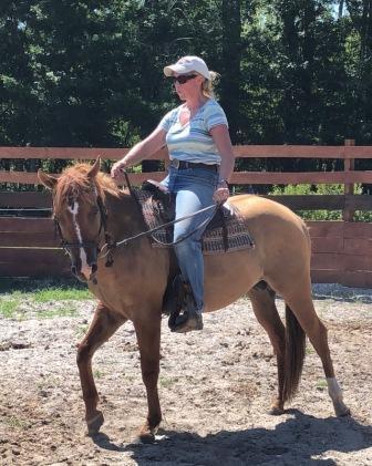 First mounted walk