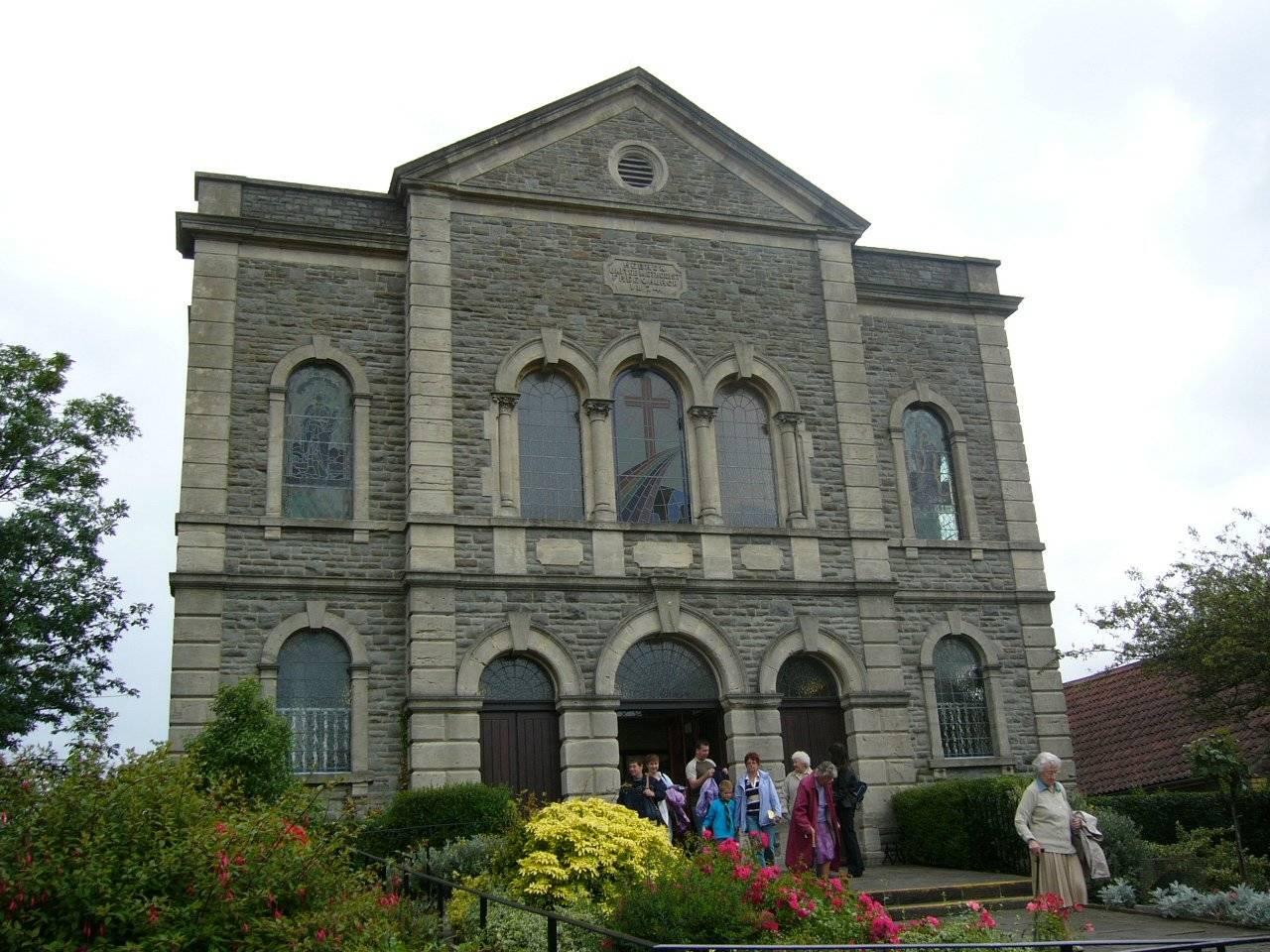 Staple Hill Methodist Church, 131 High Street, Staple Hill, Bristol, S Gloucs, BS16 5HQ, UK