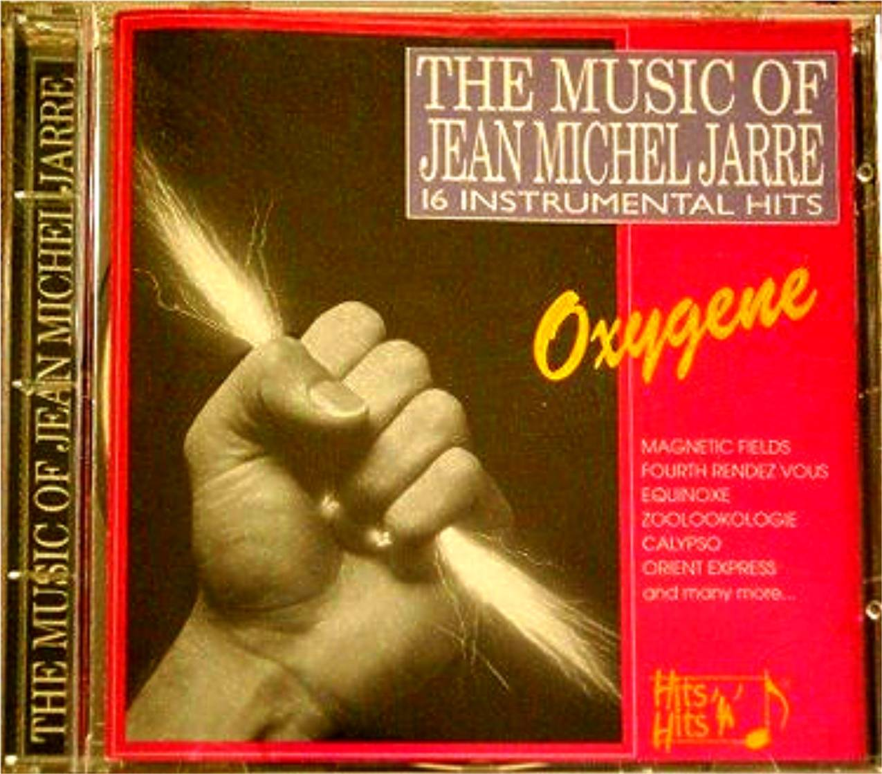 The Music of Jean Michel Jarre