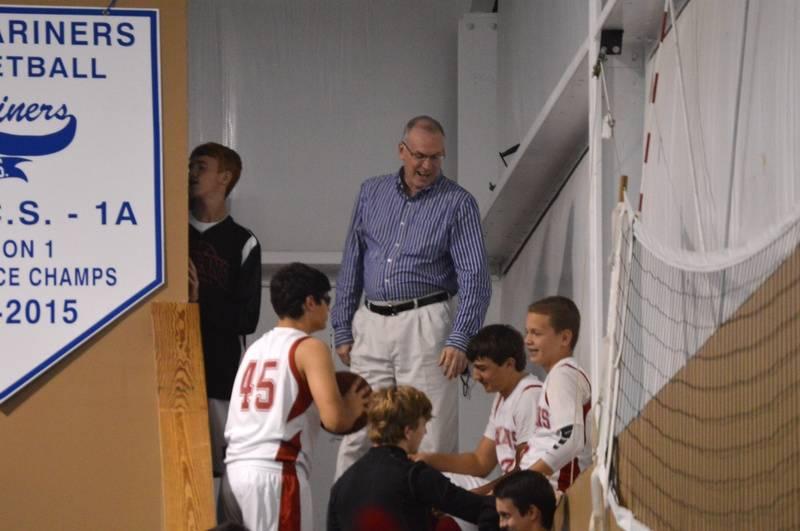 Falcon Basketball Prep