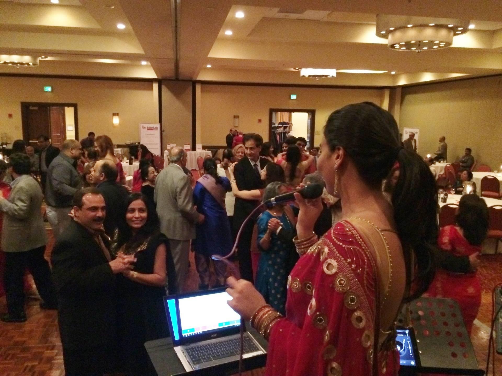 Indian Medical Council St Louis Valentine Show