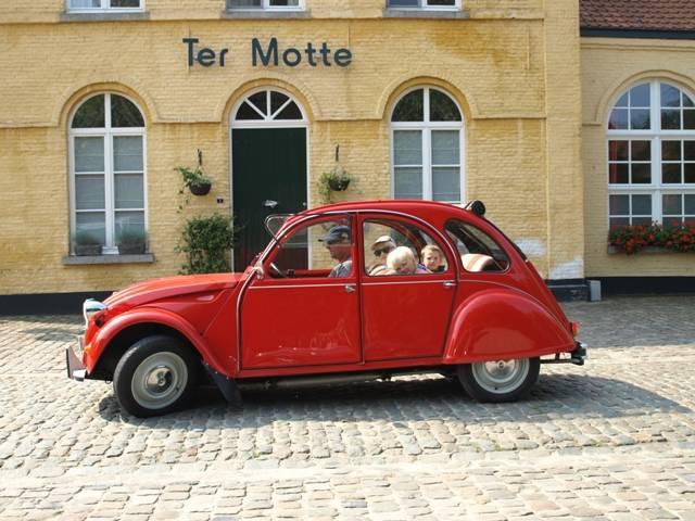 Mullem - Ter Motte