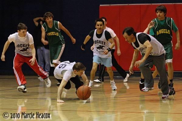Jockey Basketball