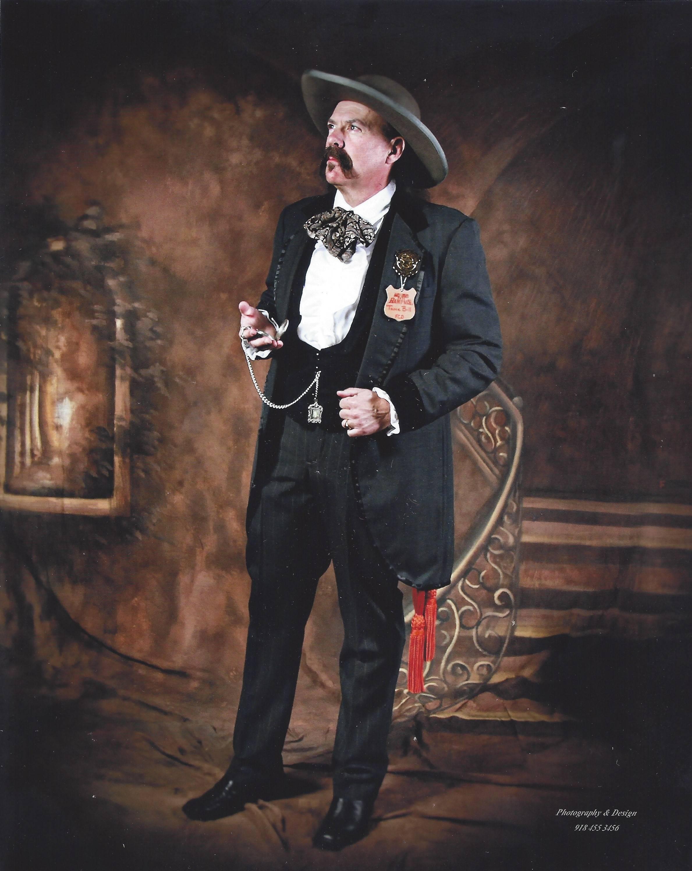 Best Dress Gentleman - Award Picture