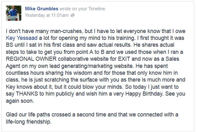 Mike Grumbles from Franklin TN