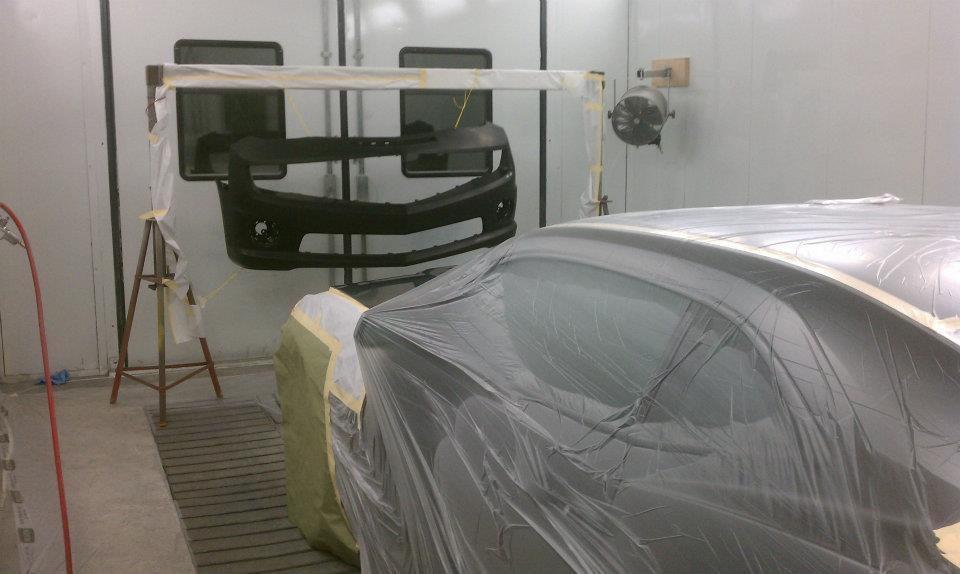 Drew's Custom 2011 Camaro 2SS/RS