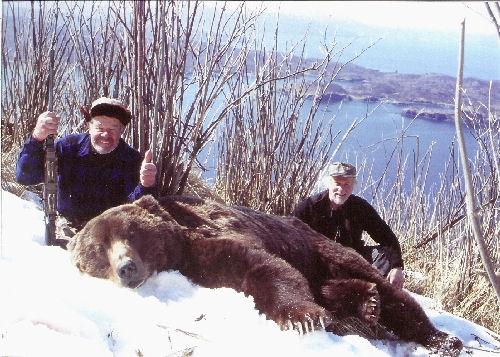 Konnie Wheeler's Bear