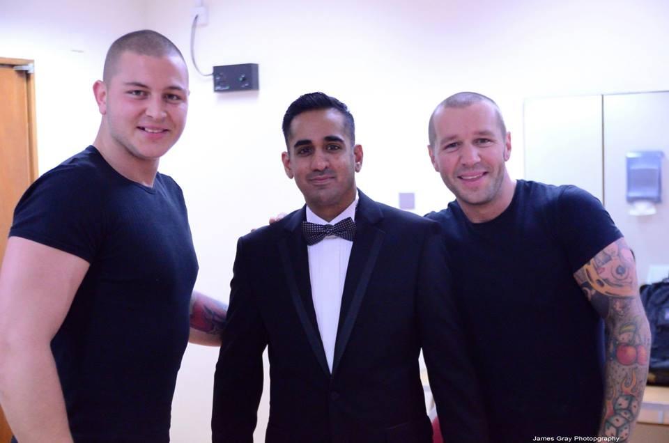 The Knight Brothers and Sanjay Bagga