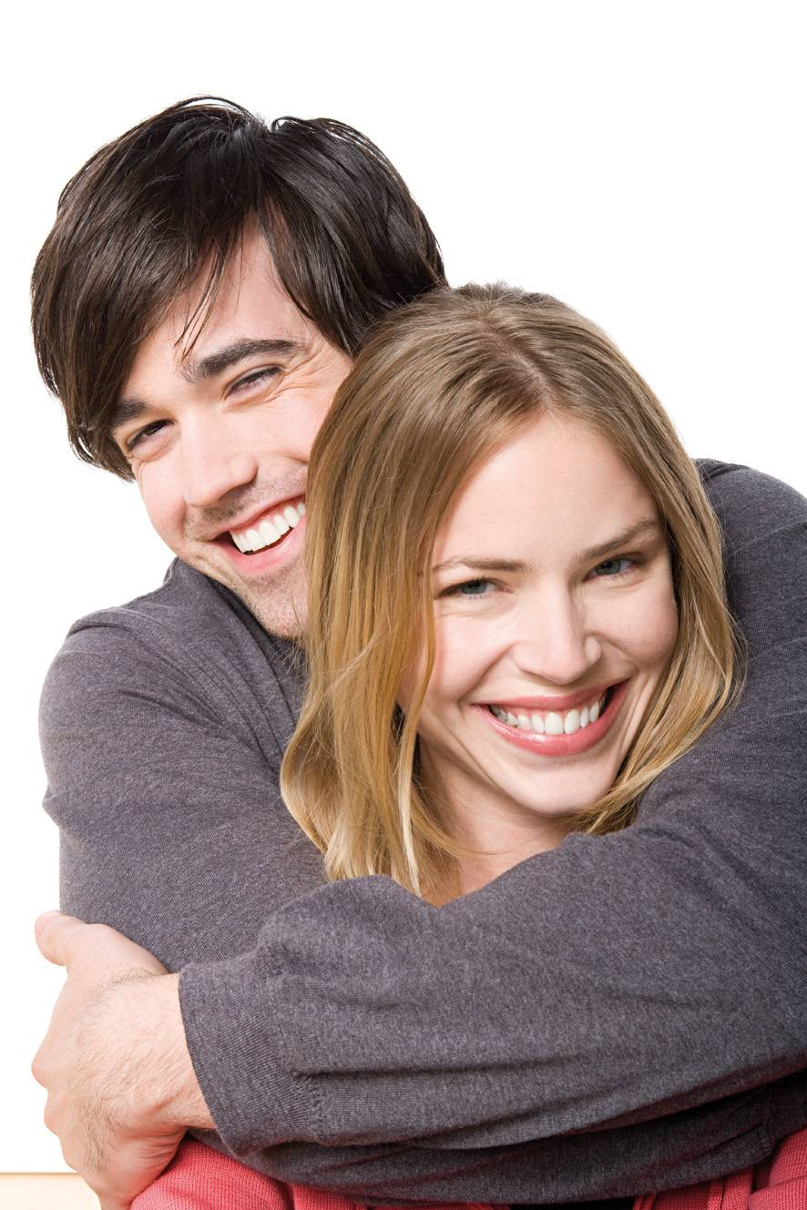Sourire couple
