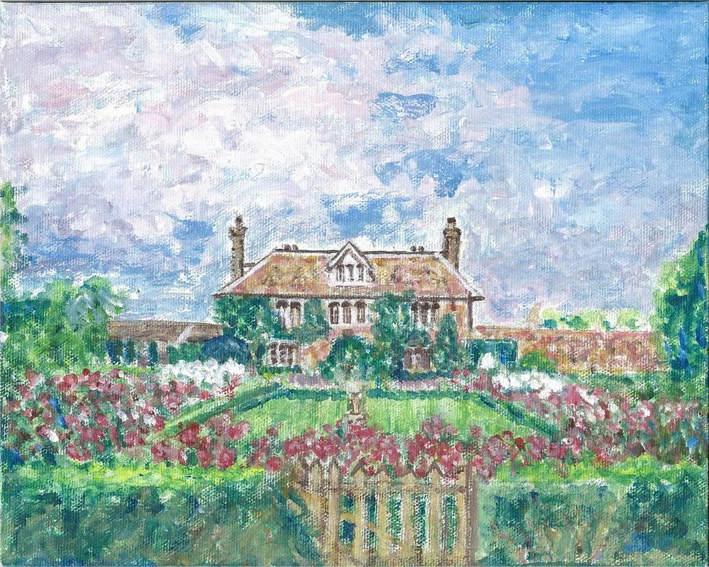 English Garden of Hope - Dorset, England