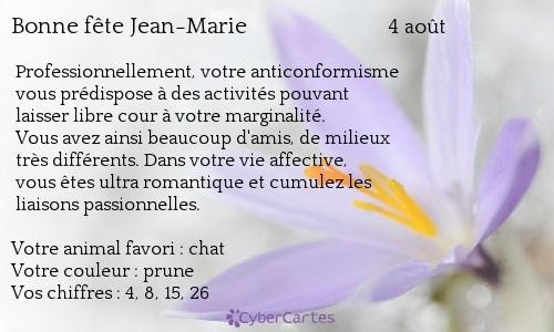 Jean Marie