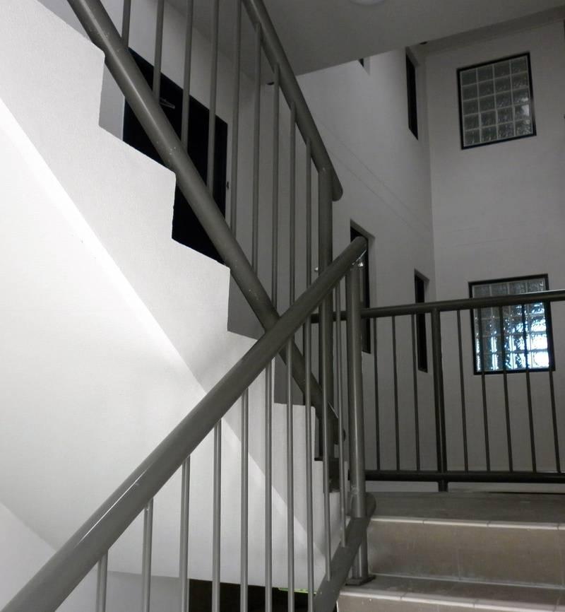Aluminium Stair Rails