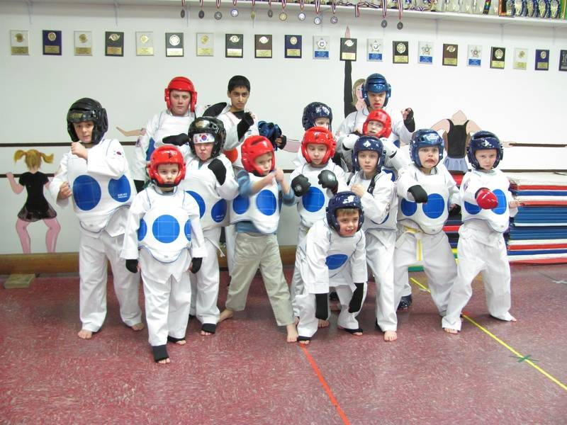 Youth Sparring Team 2011