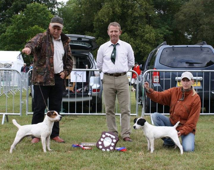 NWT OPEN SHOW 2011
