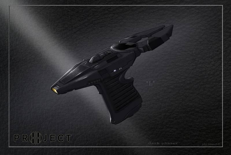 Dark phaser 1