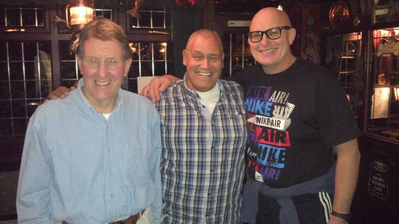 Pete Roberts, Johnny Kincaid, Lee Bronson