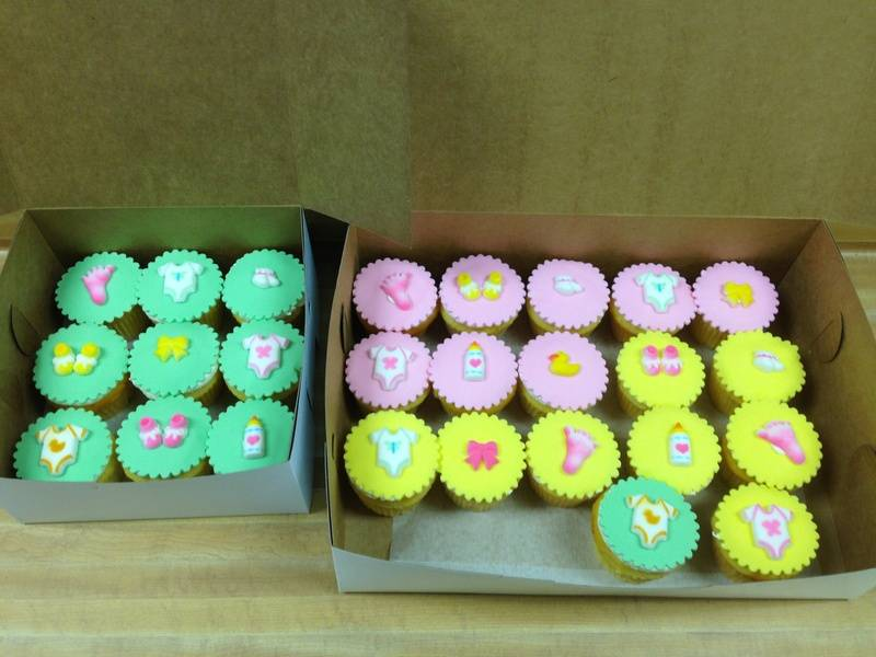 Cupcakes BABY